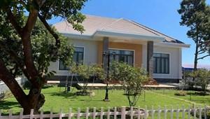 Bán Biệt thự mới mặt tiền HL39 đường oto 8m giá chỉ 5.1tr/m2