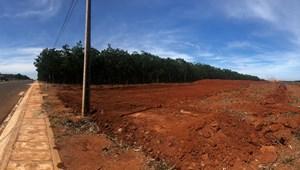 Đất nền Đắk Đoa khu trung tâm hành chính giá 7tr/m2 gian đoạn f0 TNR ĐAK ĐOA