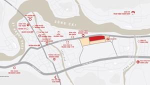 Bức Phá hạ Tầng nằm ngay Sông Cái KDT mới TT Khánh Vĩnh giá chỉ 666Tr