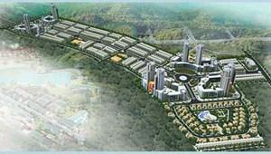 Dự án Khu đô thị Green Square Dĩ An City Bình Dương | Nhà phố biệt thự