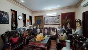 BÁN Biệt thự sân vườn 215m2 Lạc Long Quân Tây Hồ