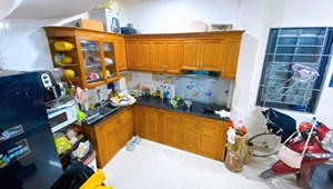 CC bán nhà mặt phố Hồ Tùng Mậu gần Xuân Thủy 8m mặt tiền, 32m2x4T chỉ 9.119 tỷ