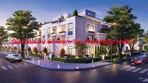 Dự án Gem Sky World -Khu đô thị 92 Ha Long Thành Đồng Nai