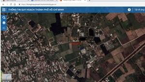 Đất Tân Phú Trung - Củ Chi, đầu tư sinh lợi