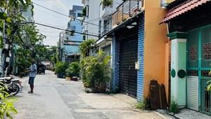 Bán nhà liền kề UBND quận Tân Phú 60m2 giá 4tỷ2