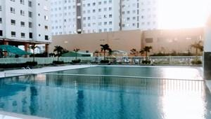 Cho thuê căn hộ 3 phòng ngủ Topaz City A1 nội thất cơ bản giá rẻ