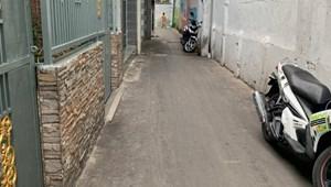 Cho thuê nhà hẻm 65 Cao Xuân Dục phường 12 quận 8