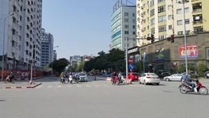 Cho thuê văn phòng trong toà nhà tại Duy Tân, 38-150m2