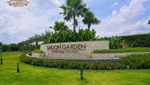 Biệt thự vườn giữa lòng Sài Gòn