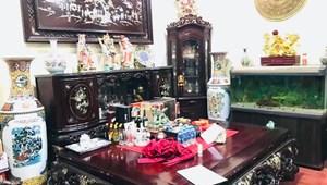 Bán nhà PL oto tránh, vỉa hè KD ngõ 97 Văn Cao, 45mx5T, MT 4.5m, giá 9.5 tỷ