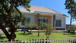 Bán 100m2 đất sổ đỏ full thổ cư ven TP. Nha Trang giá đầu tư 450 triệu