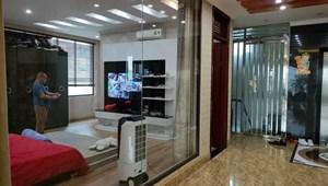 Tòa nhà văn phòng, mặt tiền 12.8m, 256m, Cổ Linh, Thạch Bàn, 25.5 tỷ