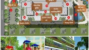 Chung cư mới Ecolife Riverside - Chỉ cần thanh 30% vào ở được ngay