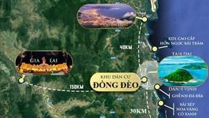 Đất Xanh tung siêu phẩm đất biển sổ đỏ Phú Yên giá chỉ 3 triệu/m2