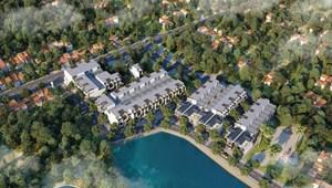 Mở bán dự án khu dân cư Hòa Lạc - Lake View gần ĐH FPT Khu CNC Hòa Lạc