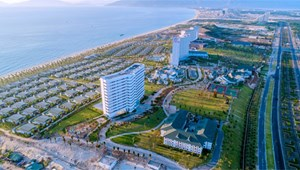 Đất nền liền kề resort biển Bãi Dài, sân bay quốc tế Cam Ranh 1 tỷ/nền