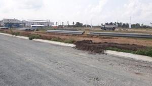 Bán đất nền Trần Văn Giàu - Đức Hòa, Trung tâm Thành phố mới