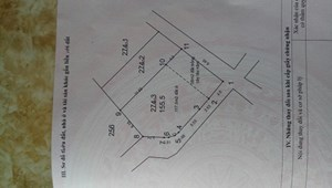 Cần tiền gấp bán đất 115m2, giá siêu rẻ tại lô đất Phúc Lợi, Long Biên, Hà Nội