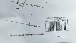 Bán nhà cấp 4 đường Cây Trâm, phường 8, quận Gò Vấp, TP.HCM