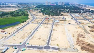 chỉ với 25triệu/m2 có sổ ngay đã sở hữu đất nền ven biển Đà Nẵng
