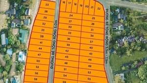 Đất sổ đỏ ven TP. Nha Trang gần HL39 giá đầu tư 450 triệu bao sổ