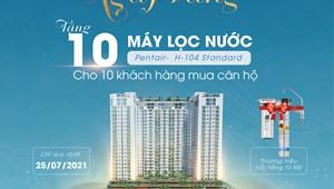 Bán căn hộ Quy Nhơn thanh toán 350 triệu (30%) nhận ở ngay. View Sông Thoáng Mát