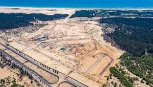 Nhận giữ chỗ phân khu 2 dự án Nhơn Hội New City , đất nền sát biển 80m2 - 120m2