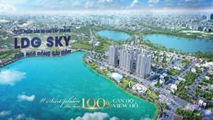 Thuận Hùng tiếp tục là đơn vị phân phối Block đẹp nhất căn hộ LDG SKY