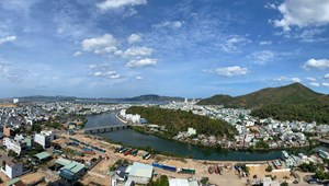 Cần bán gấp nhà trung tâm TP Quy Nhơn, trả trước 400 triệu nhận nhà