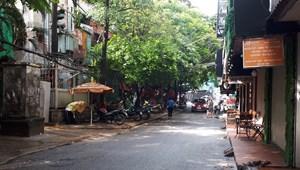 Mặt đường kinh doanh sầm uất! Thái Hà 36 m2x5T, mặt tiền 5m, 2 mặt ngõ ô tô, có vỉa hè 6,7 tỷ