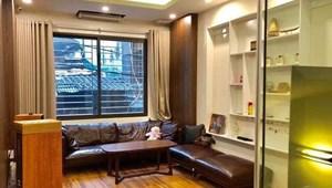 Tôi cần bán nhà ngõ 409 Nguyễn Công Hoan 60 m2x 4T nhà 2 mặt ngõ, cách ô tô 15m, 4,36tỷ