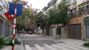 Chính chú bán nhà liền kề KĐT Văn Phú cạnh công viên 79m2x4T chỉ 4.79 tỷ