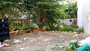 Bán đất đối diện chợ Tam Bình, đường Tô Ngọc Vân, Thủ Đức, DT 76m2 (4,2 x 18) giá 4,65 tỷ