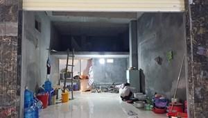 Chính chủ cần cho thuê cửa hàng 44 m2 mặt tiền 6m Ngô Xuân Quảng, Gia Lâm