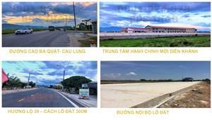 Em bán gấp 5 lô đất nền ven TÂY ĐÔ Tp.Nha Trang