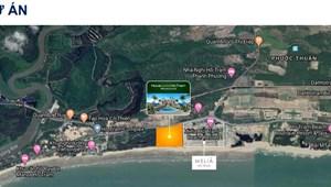 Shophouse biển Hồ Tràm giá chỉ từ 5,8 tỷ/căn cạnh dự án Melia Hamptons Hồ Tràm