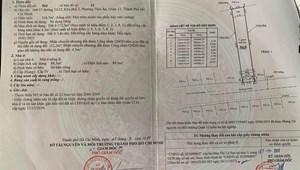 Chính chủ Nhà hẻm mặt tiền đường Trần Thị Cờ, 4,3 x 27,3 = 117m2