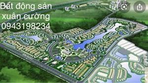 Bán biệt thự liền kề khu đô thị mới Nam An Khánh, Hoài Đức, Hà Nội giá rẻ