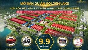 Chỉ còn vài ngày để đặt chỗ ngay siêu dự án Golden Lake hưởng ưu đãi, tặng xe Huyndai Accent