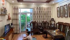 Chỉ 60tr/m2! Nhà ngõ Thuỵ Khuê, Tây Hồ, 58m2x4T ngõ thông lại gần phố 3tỷ75
