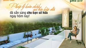 Mở bán dự án Mega City Kon Tum, phân khu liền kề công viên chỉ từ 400Tr