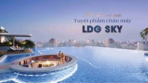 Công bố các đại lý công ty tiếp thị & phân phối dự án LDG SKY Làng đại học