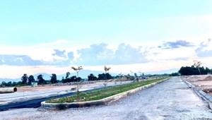 Đất Xanh Nam Trung Bộ bùng nổ tại KĐT Cẩm Văn - An Nhơn