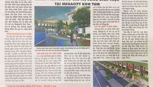 Nhận đặt chỗ Megacity Kontum, đất quy hoạch Nhà nước Chỉ 425tr/170m2