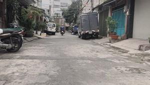 Bán nhà Đường Tân Hương, Tân Phú, 60m2, 2 tầng, hẻm nhựa 8m, giá rẻ