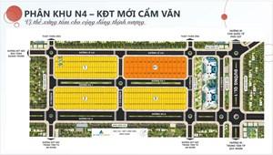 Bán đất Trường Chinh - An Nhơn - Bình Định