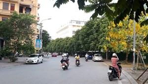 Bán nhà mặt phố Nguyễn Văn Cừ 56m2, chào 11.6 tỉ