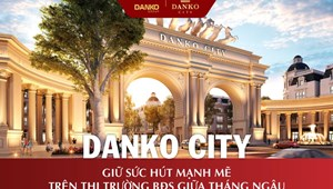 Lô Đất Nền Danko City Đầu Tư LN từ 20%/Năm