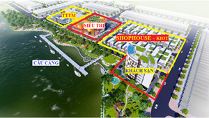 Đất nền thương mại ven sông TP Bạc Liêu, đã có SHR, giá 17tr/m2