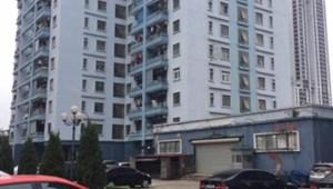 Bán căn hộ CC CT7 Văn Quán Hà Đông